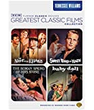 Tcm Greatest Classic Films: Tennessee Williams [DVD] [Region 1] [US Import] [NTSC]