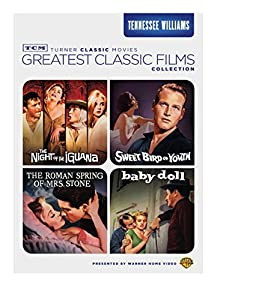 TCM Greatest Classic Films: Tennessee Williams (4FE)