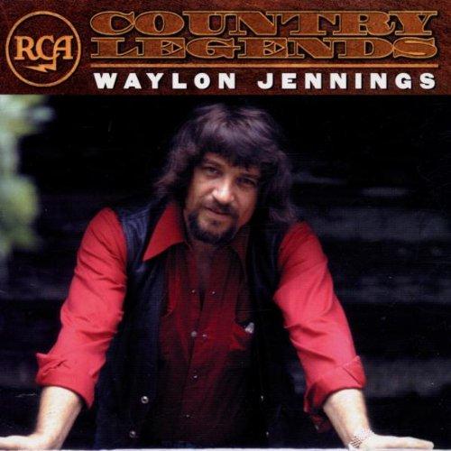WAYLON JENNINGS - RCA Country Legends (CD 1) - Zortam Music