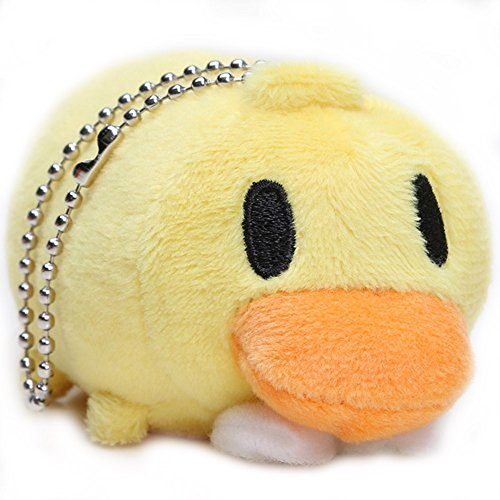 [Soft and Beautiful New Tsum Tsum Chica Stuffed Animal Plush Toy Doll 1pcs] (Five Nights At Freddys Costume Mangle)