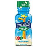 PediaSure Nutrition Drink with Fiber, Vanilla, 8-Ounce (Pack of 24) (Packaging May Vary) Reviews