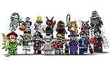 LEGO Monsters Series 14 Minifigures - Complete Set of 16 Minifigures (71010) Halloween