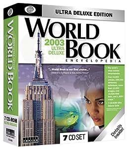 World Book Encyclopedia 2003 Ultra-Deluxe Edition