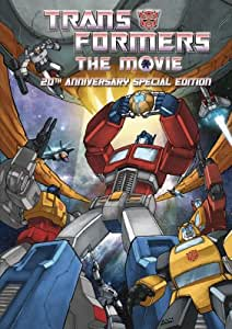 Transformers: The Movie (20th Anniversary Special Edition)