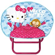 Hello Kitty Toddler Saucer Chair