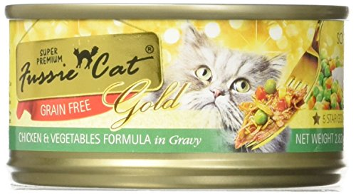 Fussie Cat Super Premium - Chicken And Vegetables