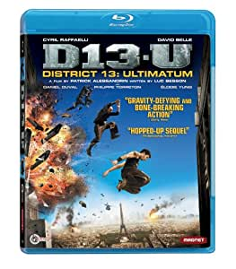 NEW Raffaelli/belle - District 13-ultimatum (Blu-ray)