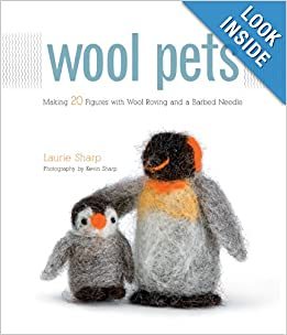 Felted Wool Pets