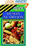CliffsQuickReview  Human Nutrition