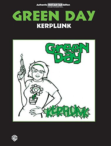 Green Day -- Kerplunk: Authentic Guitar TAB by Green Day (1996-11-01)