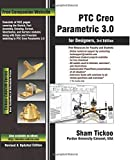 img - for PTC Creo Parametric 3.0 for Designers book / textbook / text book