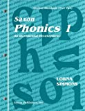 img - for Saxon Phonics 1 Incremental Development (Student Workbook (Part Two) book / textbook / text book