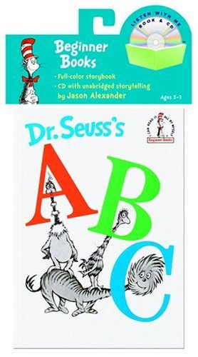 Dr. Seuss'S Abc Book & Cd (Book And Cd) front-890997