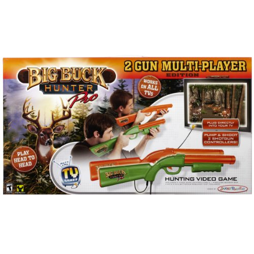 Big Buck Hunter Pro 2 x Pack