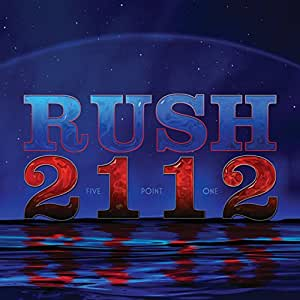 2112 [CD + 5.1 Audio Blu-Ray Deluxe Edition]