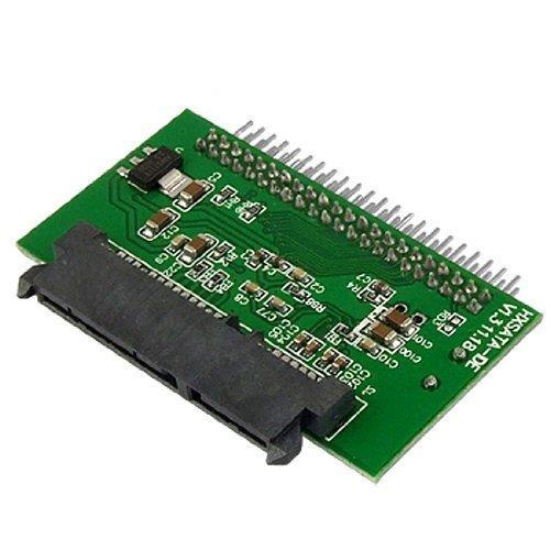 7+352 Seriale Da SATA A 44 pin 2.5 IDE Disco Rigido CD Adattatore Convertitore