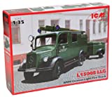 ICM 1/35 L1500S LLG WWII German Light Fire Truck # 35526