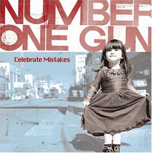 Original album cover of Celebrate Mistakes by Number One Gun