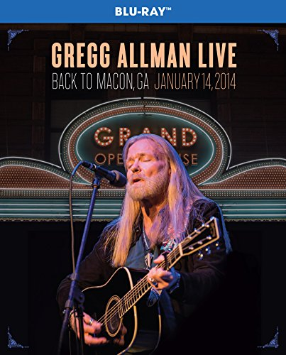 Gregg Allman Live Back To Macon GA (2015) 720p+1080p MBLURAY x264-DEV0