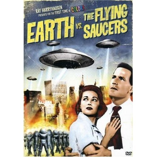 Earth vs. The Flying Saucers - Remastered 2-Disc Set