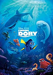 Finding Dory - BD Combo Pack (2BD + DVD + Digital HD) [Blu-ray]