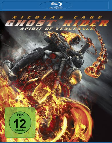 Ghost Rider: Spirit of Vengeance [Blu-ray]