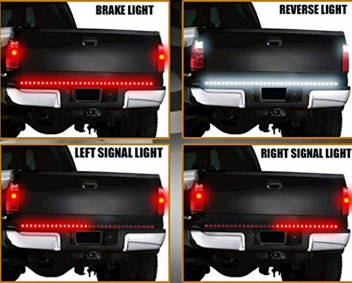 "Lowest Prices! DEDC 60"" inch Tailgate LED Light Bar"