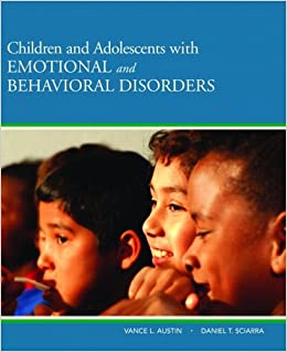 Cognitive Behavioral Approach with EBD Children
