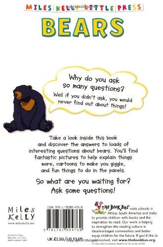 First Q&A Bears (Little Press)