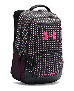 Under Armour UA Storm Hustle II Backpack One Size Fits All Black