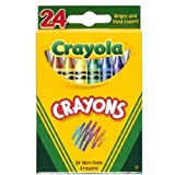 Crayola 24 Ct Crayons(Discontinued by manufacturer)