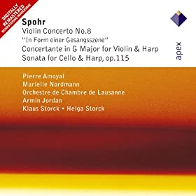 Spohr : Violin Concerto No.8 in A minor Op.47 : I Allegro molto