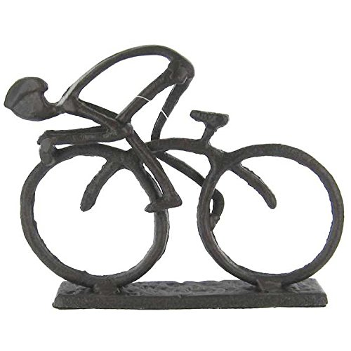 Cast Iron Bicycle Rider (Cast Iron Bike compare prices)