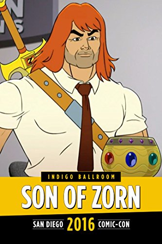 Son of Zorn: Defender of Teen Love / Season: 1 / Episode: 2 (1AYA02) (2016) (Television Episode)
