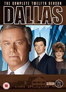 Dallas - Season 12 [Import anglais]