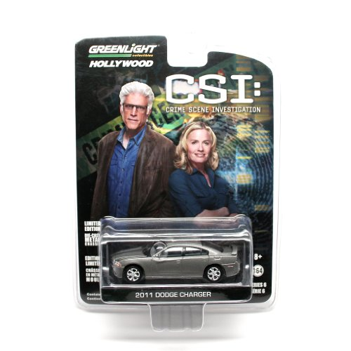 CSI 2011 Dodge Model Car by Greenlight
