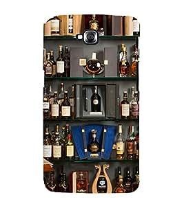 Drinks Bar 3D Hard Polycarbonate Designer Back Case Cover for LG G Pro Lite :: LG Pro Lite D680 D682TR :: LG G Pro Lite Dual :: LG Pro Lite Dual D686