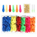 600 PCS Water Balloons Refill Kit for...
