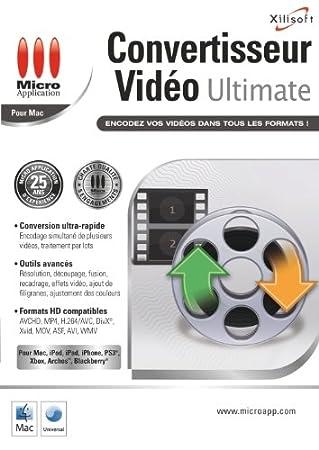 Convertisseur vidéo - édition ultimate