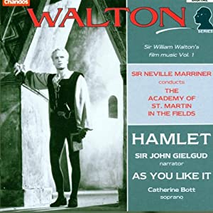 Walton - Film Music Volume 1 from Chandos