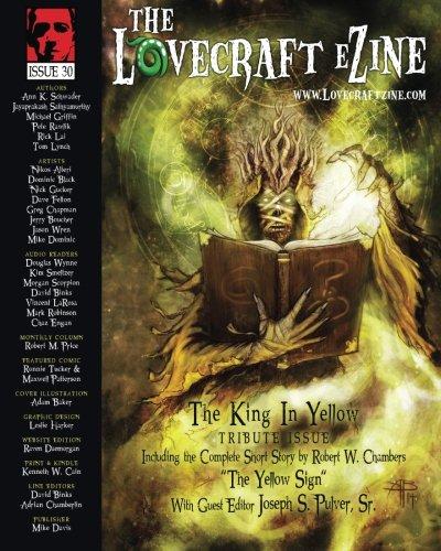 lovecraft-ezine-issue-30-volume-30
