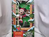 Mickey Mouse Christmas Tree Topper ; Lighted Animated 12 Mechanical Collectible