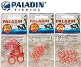 54 Paladin Silikon Stopper Perlen Schnurstopper Spirolino Pose