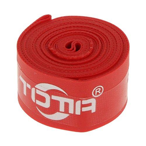 Nylon Fahrrad Fahrradreifen Schutz Pannenschutz Reifen Pannensicher Liner Rot 26 X 20