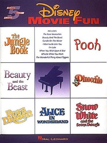 Disney Movie Fun: Five-Finger Piano