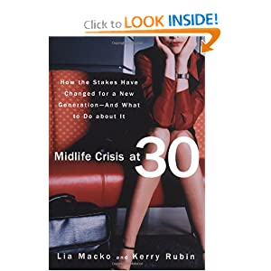 midlife crisis at 30 by lia macko and kerry rubin Public libraries of suffolk county, new york services  navigate linked data dashboard tools / extras stats share  social mail.