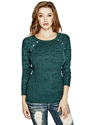 156e345c0ce GUESS Women s Urielle Studded Sweater - Import It All