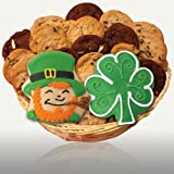 St. Patty's Gourmet Cookie Basket