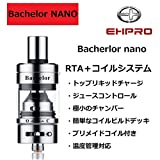 正規品 EHPRO Bachelor NANO RTA+EDGE vape BAND