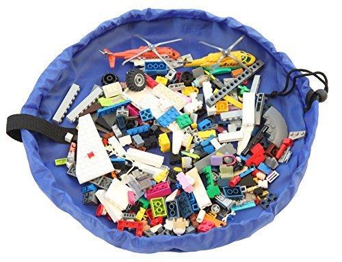 EZY Tidy Buddy Toy Organizer Blue